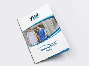 01 Healthcare Brochure Template