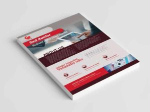 IT and Technology Flyer Template V2