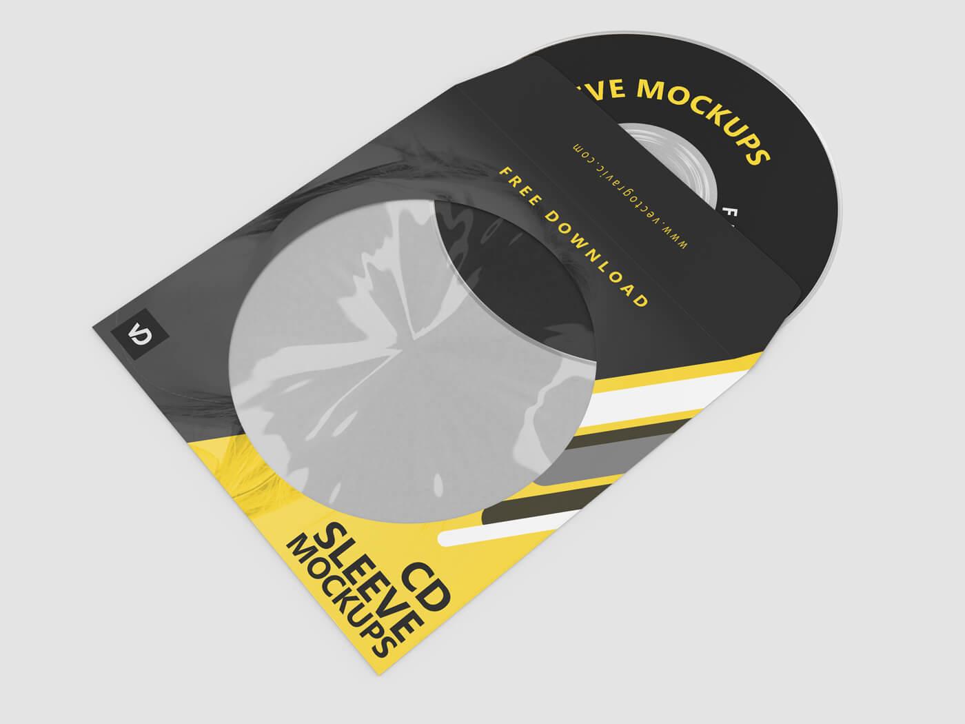 CD Sleeve Mockup 01