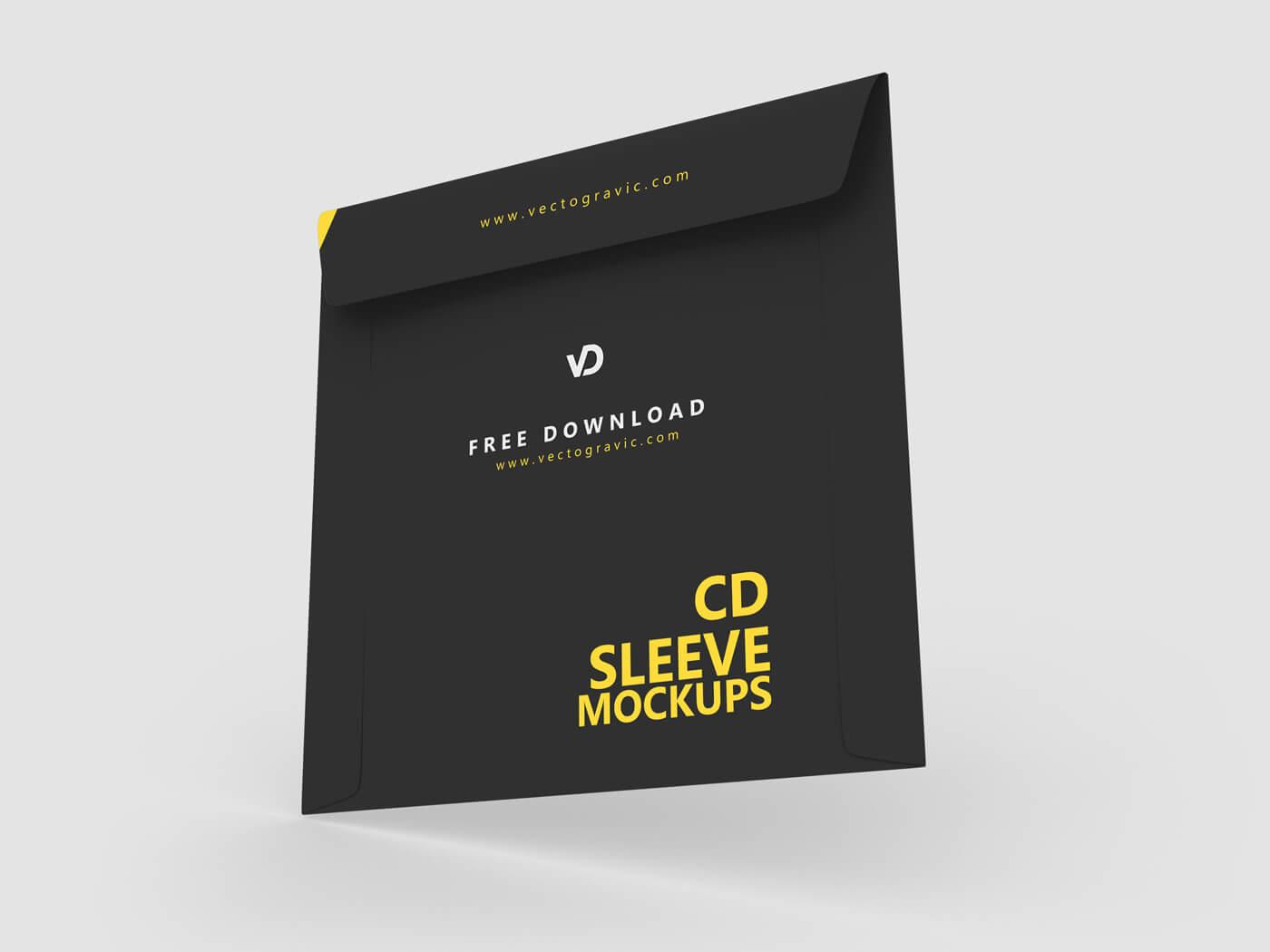 CD Sleeve Mockup 03