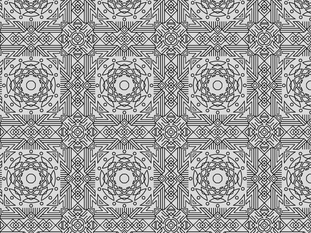 Three Illustrator Seamless Patterns