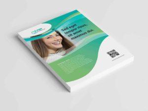 Dental Service Flyer Template v1