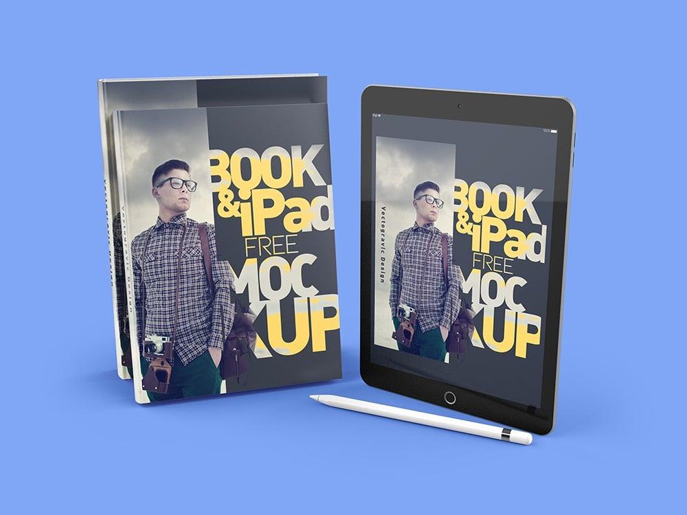 iPad Pro Free Mockups 01