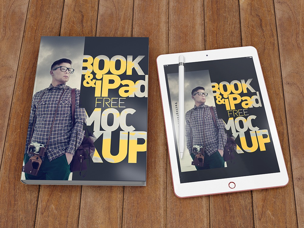 iPad Pro Free Mockups 02