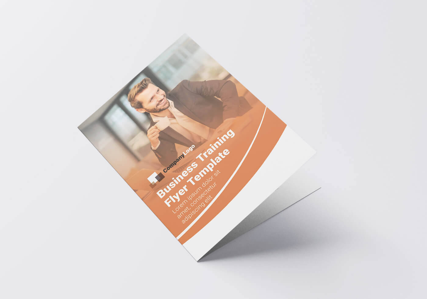 Business Training Flyer Template 01