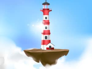 The Floating Lighthouse